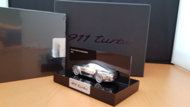 Porsche 991 Turbo Active Aerodynamics Performance model