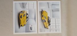 Porsche Postcards Genetic code: Dr. Ing.