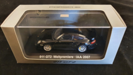 Porsche 911 (997) GT2 Black - world premiere IAA 2007 WAP02000118