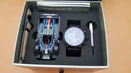 Porsche 936 Martini Racing chronograaf - Black Widow