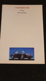 Porsche 911 993 Carrera Service Information Technik - 1993