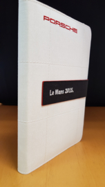 Porsche Notitieboek - Le Mans 2015 Limited Edition