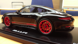 Porsche 911 (991 II) R 2016 - Black Red