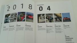 Porsche Classic Oldtimer originale onderdelen catalogus 2018 / 4