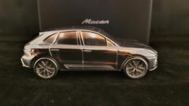 Porsche Macan 2021 Generatie 3 - Presse Papier