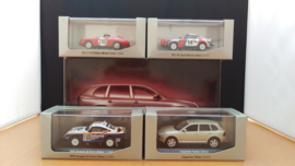 Porsche History Collection Off Road 1:43 - Minichamps