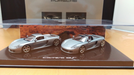 Porsche Carrera GT set - Minichamps