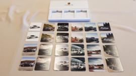 Porsche Memory game