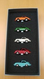 Porsche 356 BT5 Coupe magneetauto's