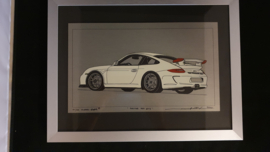 Porsche 911 997 GT3 2010 - Andreas Hentrich