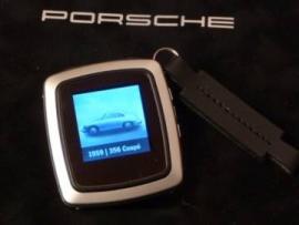 Porsche Panamera sleutelhanger - met digitale fotolijst