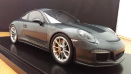 Porsche 911 (991 II) R 2016 - Westminster Grey Metallic