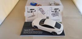 Porsche Taycan RC voiture - via l'application bluetooth contrôlée