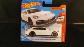 Porsche Panamera Turbo S E-Hybrid Sport Turismo - Hot Wheels 1:64