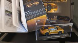 Porsche 911 991.2 Turbo S Exclusive serie - Customer gift box