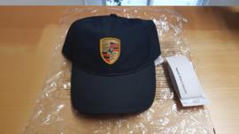 Porsche Baseball cap Porsche Crest - black WAP0800050C