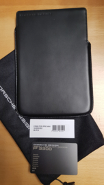 Porsche Design Tablet Cover voor Ipad Mini 1 - Zwart leer