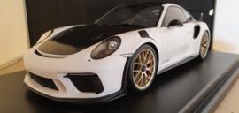 Porsche 911 991 GT3 RS 2018 Weissach White 1:12 - WAP0231690K