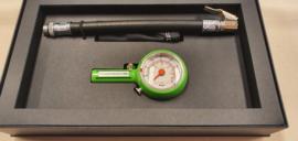 Porsche 911 991 GT3 RS tyre pressure gauge