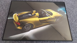 Porsche 918 Spyder Automobilia Collection Exclusive Car Art