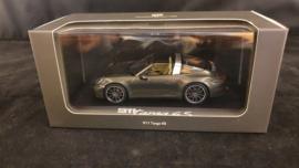 Porsche 911 (992) Targa 4S 1:43 - WAP0201400L