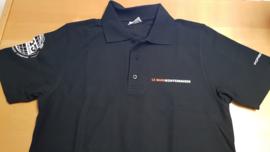 Porsche black Polo Shirt Zuffenhausen Porsche Museum-Le Mans