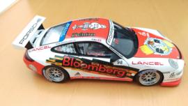 Porsche 911 (997) GT3 Carrera Cup #98 Bloomberg 2006