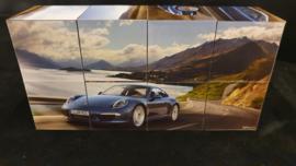 Porsche magische kubus - introductie Porsche 992