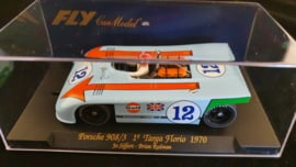 Porsche 908/3 1st Targa Florio 1970 - Racetrack car scale 1:32