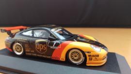 Porsche 911 996 GT3 Cup UPS Nr 1 Rockenfeller - Minichamps