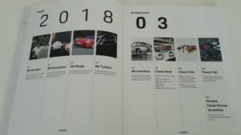 Porsche Classic Oldtimer original parts catalog 2018/3