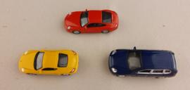 Porsche modellen - koelkast magneten - WAP10800016
