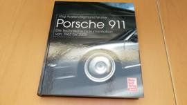 Porsche 911 - Die Technische dokumentation 1963 tot 2009 - Motorbuch Verlag