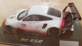 Porsche 911 (991) RSR 2017 - Presentatie model 2017