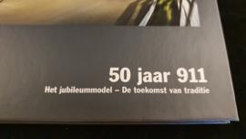Porsche 911 50 Years Anniversary model 2013 - Brochure in collectors box