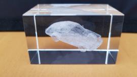Porsche 911 964  - 3D crystal glass