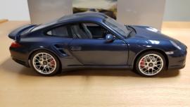Porsche 911 (997 II) Turbo - 2010 Dark Blue Metallic