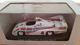 Porsche 936 Le Mans 1977 #4 - Winner Le Mans 1977