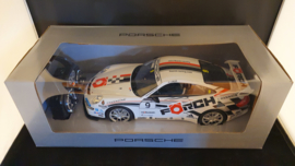 Porsche 911 997 GT3 RS Förch 1/12 radio driverable