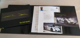 Porsche 918 Spyder - VIP programma uitnodiging USA 2012