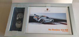 Porsche 918 Spyder - Mailing Box with 1:43 model
