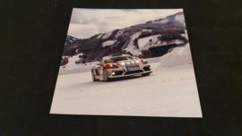 Porsche Rally Cayman