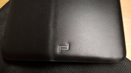 Porsche Design Tablet Cover voor Ipad Mini 2 - Zwart leer