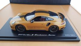 Porsche 911 (991 II) Turbo S - Exclusive series 1:18