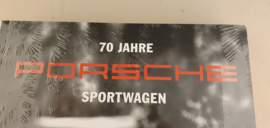 Porsche  Livre '70 jahre Porsche Sports car'» - Edition Porsche Museum