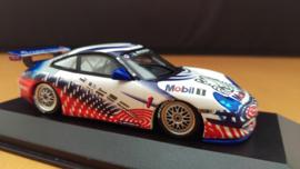 Porsche 911 996 GT3 Cup Mobil 1 Michelin Nr 1 - Minichamps