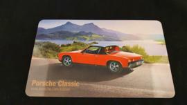Cutting board Porsche 914 - Porsche Classic
