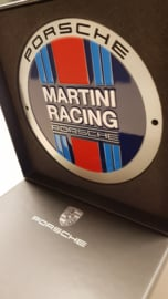 Grill badge - Porsche 917 Martini Racing