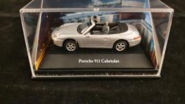 Porsche 911 996 Cabriolet - 1:64