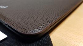 Porsche Design Tablet Cover voor Ipad Mini 2 - Bruin leer